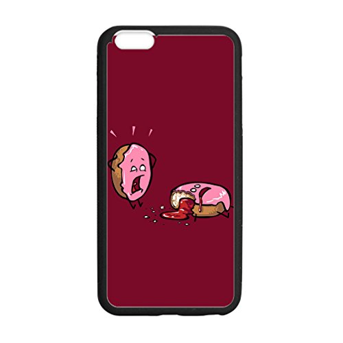 [DONGMEN New fashion custom Cute Cartoon Red Chili hight quality Laser Technology TPU & Plastic iPhone 6 Plus 5.5
