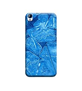 EPICCASE Premium Printed Back Case Cover With Full protection For HTC Desire 820 (Designer Case)