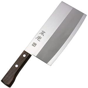 Couteau de cuisine kai chinois chinatown az 0180 japon - Couteau chinois cuisine ...