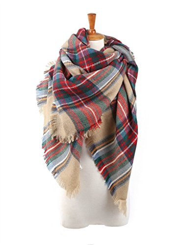 Spring Fever Plaid Checked Tartan Scarf Wrap Shawl Spring Fever http://www.amazon.com/dp/B00SV5TS4U/ref=cm_sw_r_pi_dp_DQ9awb06E9TD9