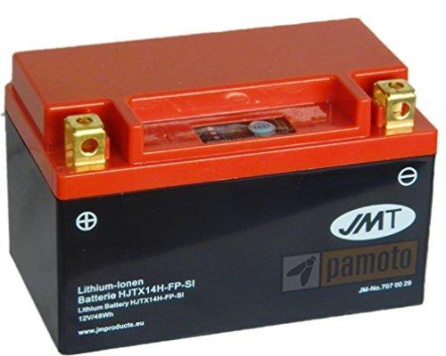 Lithium-Ionen-Batterie-Aprilia-RSV-1000-R-Tuono-2004-2011-JMT-HJTX14H-FP