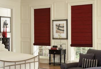 Select Blinds Blackout Roman Shades 32x54