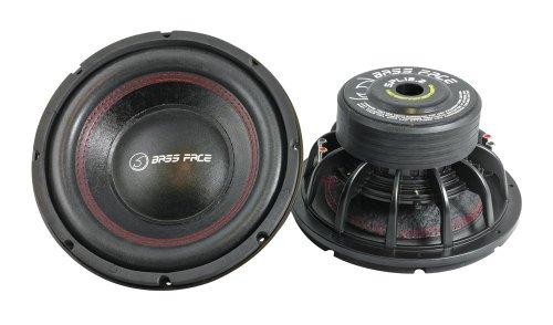Bass-Face-SPL122-Dual-Schwingspule-Subwoofer-2500-W-30-cm