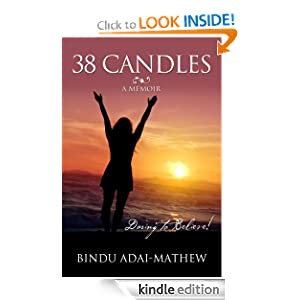 Amazon.com: 38 Candles eBook: Bindu Adai-Mathew: Kindle Store