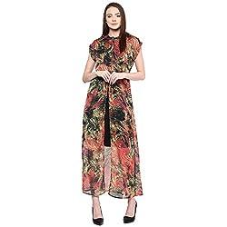 RARE Women's A-line Printed Dress