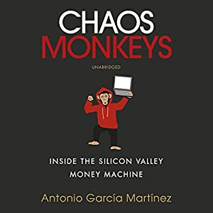 Chaos Monkeys Hörbuch