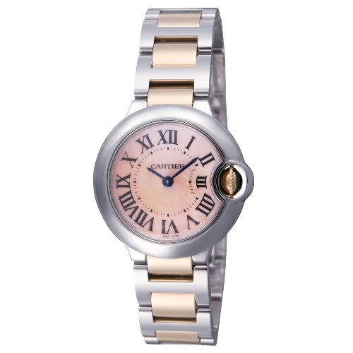 Cartier Ballon Bleu T/T Ladies Watch W6920034