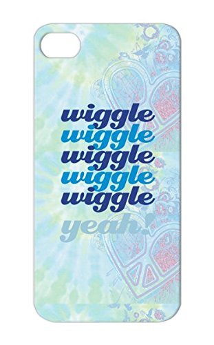 Wiggle Navy Protective Case For Iphone 5 Tpu Infant Music Song Funny New Parents Pop Lyrics Baby Child Humor Music front-486976