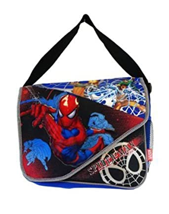 Spider Man Messenger Bag - Spiderman Shoulder Bag [Toy]