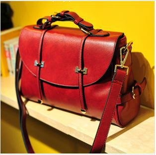 XCC 2015 new summer handbags wholesale British retro handbag shoulder bag Messenger double arrow Documents
