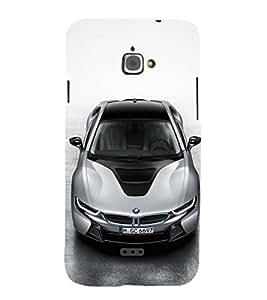 EPICCASE sexy bmw Mobile Back Case Cover For InFocus M350 (Designer Case)