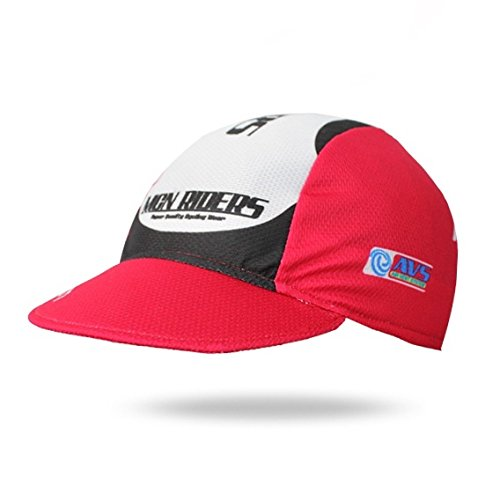 mcn-red-shark-cycling-cap-bicycle-cap-hat-ch1170226