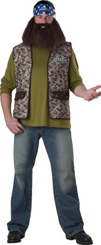 InCharacter Costumes Duck Dynasty Willie Costume