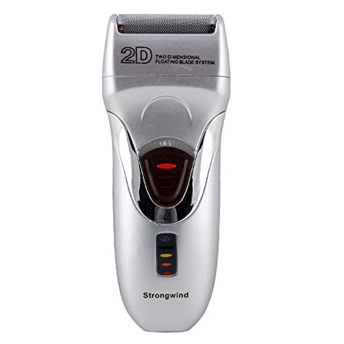 Men Electric Rechargeable Shaver Blade Beard W/ Trimmer