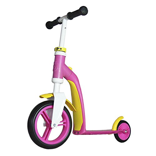 Scoot and Ride 2-in-1 Highway Baby Scooter, Pink, Universal