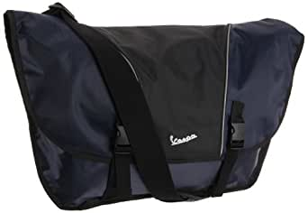 Vespa Men's Messenger Bags,Blue,One Size