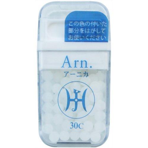 ホメオパシージャパンレメディー 基本5 Arn. アーニカ 30C 大ビン