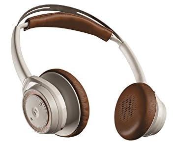 【国内正規品】 PLANTRONICS 両耳 Bluetooth ワイヤレス ステレオヘッドセット BackBeat SENSE White  BACKBEATSENSE-W