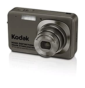 Kodak Easyshare V1073 10 MP Digital Camera with 3xOptical Image Stabilized Zoom