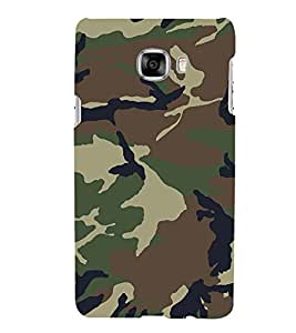 Wonderful Oil Painting Cute Fashion 3D Hard Polycarbonate Designer Back Case Cover for Samsung Galaxy C5