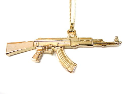Ak 47 Necklace