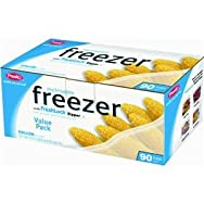 Presto Products GKL00482 Presto Value Pak Freezer Bag-GAL RECLOSE VL90 FRZ BAG