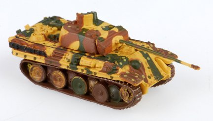 1:144 Scale WWII Tank: Panther Ausf. G - 1