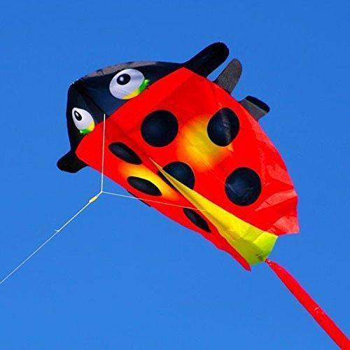Ladybug Mini Nylon Kite