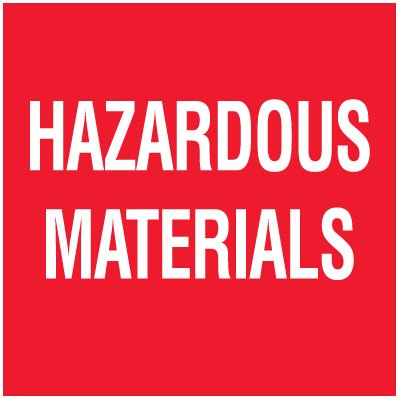 hazardous material handling essay Storage of hazardous chemicals in warehouses & drum stores information sheet november 2012 scope the aim of this guidance is.