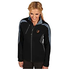 Baltimore Orioles Ladies Discover Jacket (Team Color) by Antigua