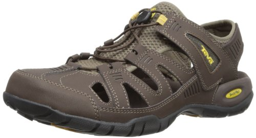Teva Men'S Abbett M Sandal,Brown,11.5 M Us front-1053969