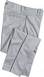 Rawlings PRO150P Baseball Pant - Grey/Black