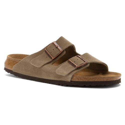 Birkenstock Sandals Taupe 39 M Eu, 8-8.5 M front-760741