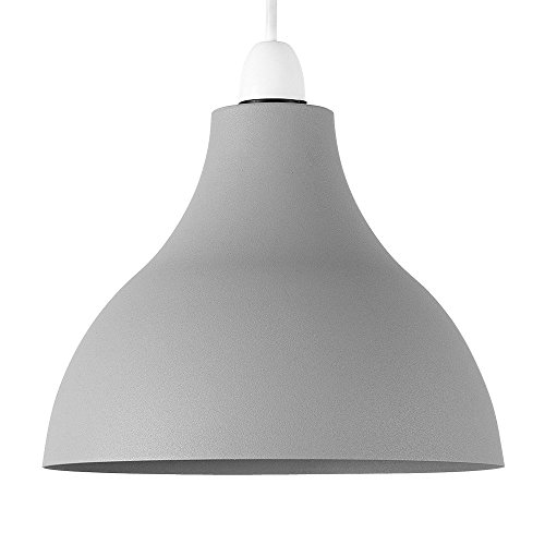 retro-style-cement-stone-effect-grey-metal-ceiling-pendant-light-shade
