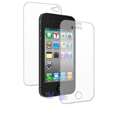 iphone 4 back protector. one ack screen protector