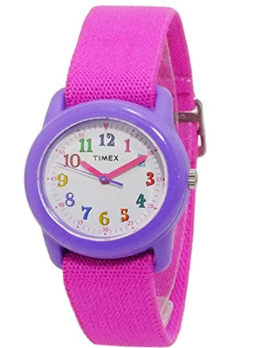 Timex kids Youth watch quartz TW7B99400 purple domestic regular