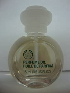 The Body Shop JAPANESE MUSK Perfume Oil 15 ml Size