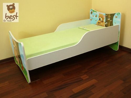 BEST FOR KIDS LIT POUR ENFANT 80x200 - OURS