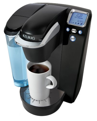 Keurig Platinum Single Serve Brewer for Keurig K-cups KUB70 (Keurig B70 Coffee Maker compare prices)