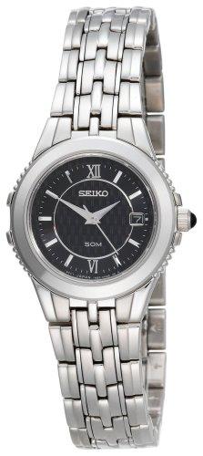 Seiko Women's SXD799 Le Grand Sport Silver-Tone Watch