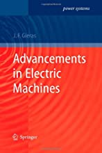 Advancements in Electric Machines (Power Systems)