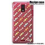 HTC J ISW13HTハード ケース カバー ジャケット/1029_キャンディ/CR