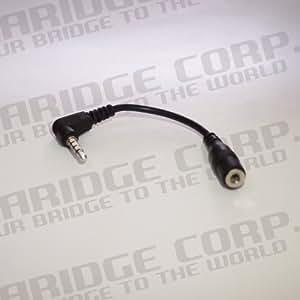 インカム専用 3.5-3.5 φ3.5mm 変換コード 4極 iPhone ピンアサイン 変換ケーブル 変換アダプター