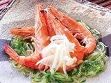妙高ゆきエビ・大10尾(14~20g/尾)頭から殻まで美味しい!嬉しいお料理レシピ付き! ランキングお取り寄せ