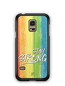 YuBingo The World is Yours Designer Mobile Case Back Cover for Samsung Galaxy S5 Mini