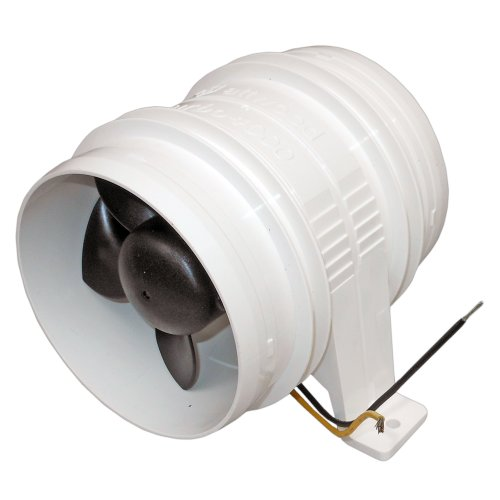 """Marine 4"""" Electric In-Line Blower For Boats & Rvs .12V .Attwood Turbo 4000"""