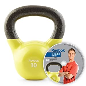 Reebok Kettlebell with DVD at Sears.com