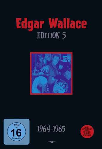 Edgar Wallace Edition 05 [4 DVDs]