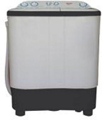 Haier XPB 65-114D Semi-automatic Top-loading Washing Machine (6.5 Kg, Blue)