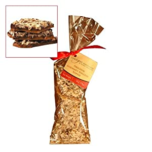 Carolyn's Handmade Gourmet Classic Gift Bag, English Toffee, 6 ounce